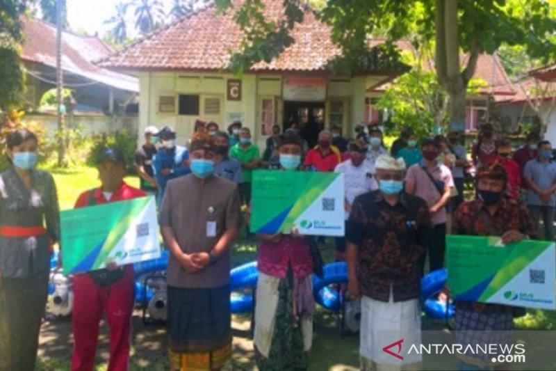 Sebanyak 6.411 petani di Bangli dan Klungkung ikut BPJamsostek