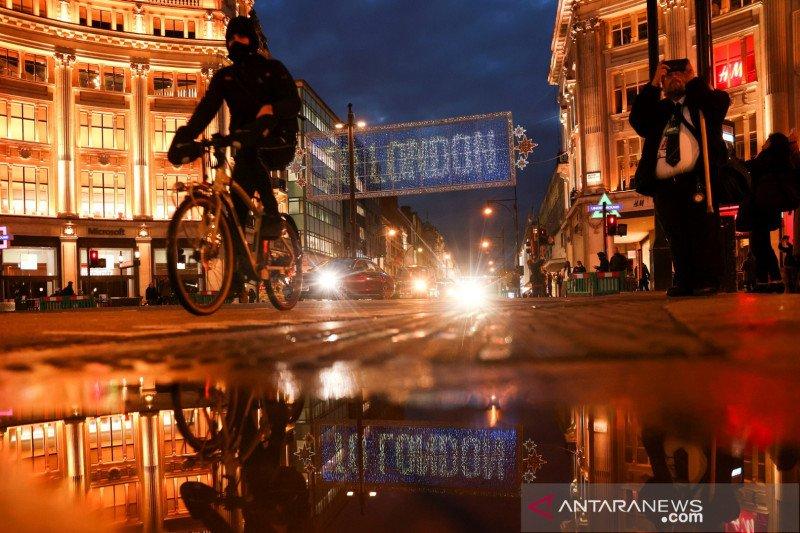 London akan tetapkan Kategori 2 risiko COVID