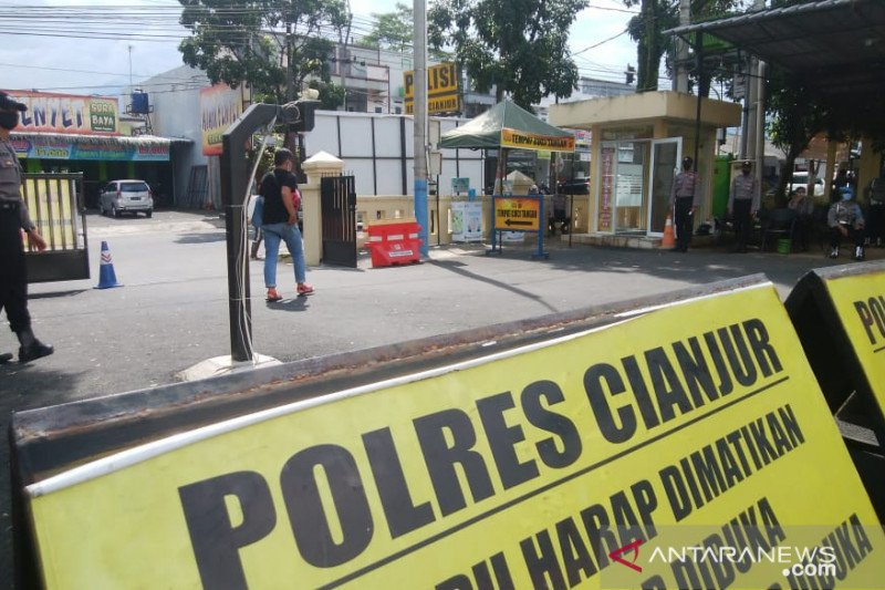 Polres Cianjur tidak berikan izin keramaian terkait kedatangan Rizieq