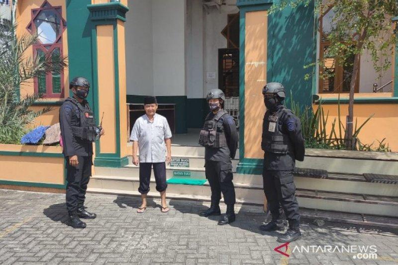 Brimob Polda Sumut lakukan patroli dialogis cegah paham radikal