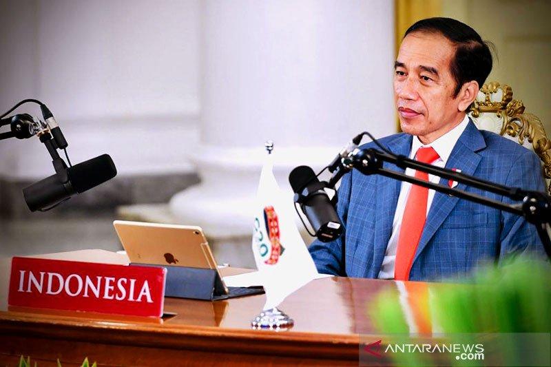 Presiden undang masyarakat dunia tanamkan investasi di Indonesia