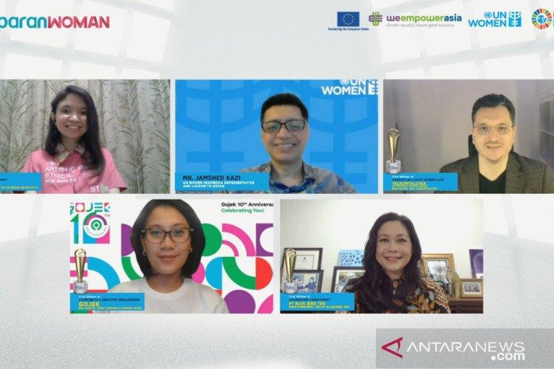 Gojek juara pertama di UN Women 2020 Asia-Pacific WEP