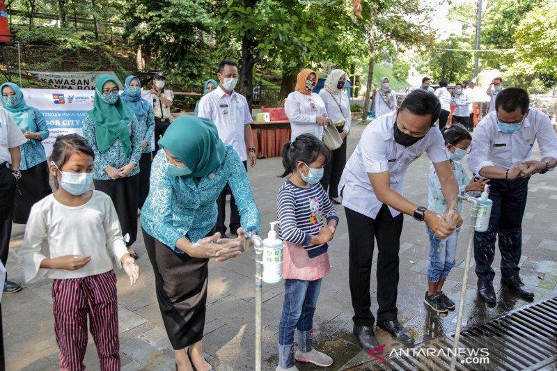 Wali Kota Bogor temukan kasus anak tertular COVID-19 dari keluarga