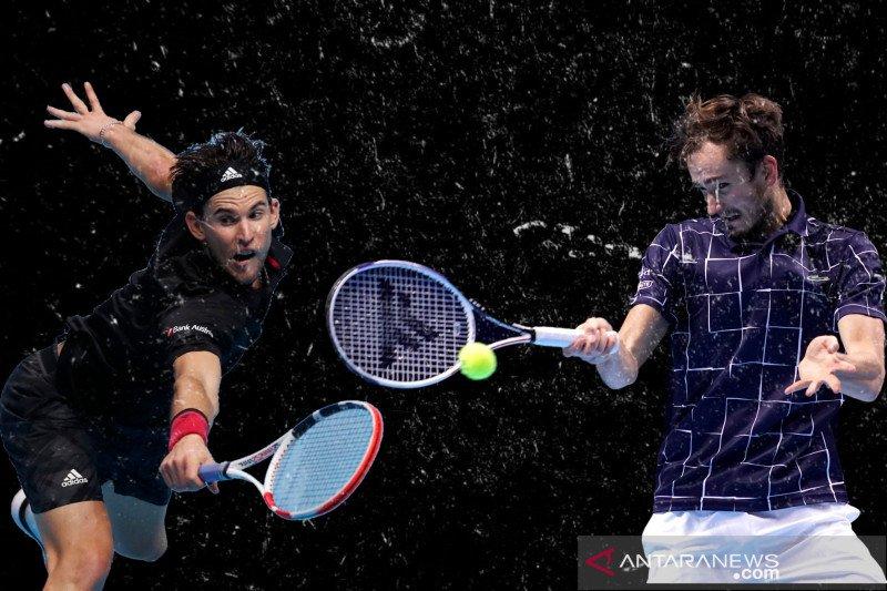11 fakta menarik tentang final ATP Finals 2020