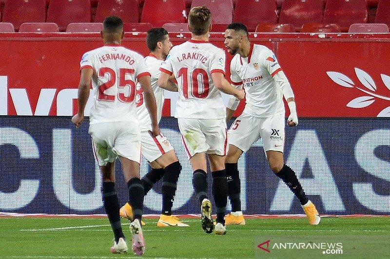 Sevilla cetak dua gol di 10 menit akhir untuk kalahkan Celta Vigo 4-2