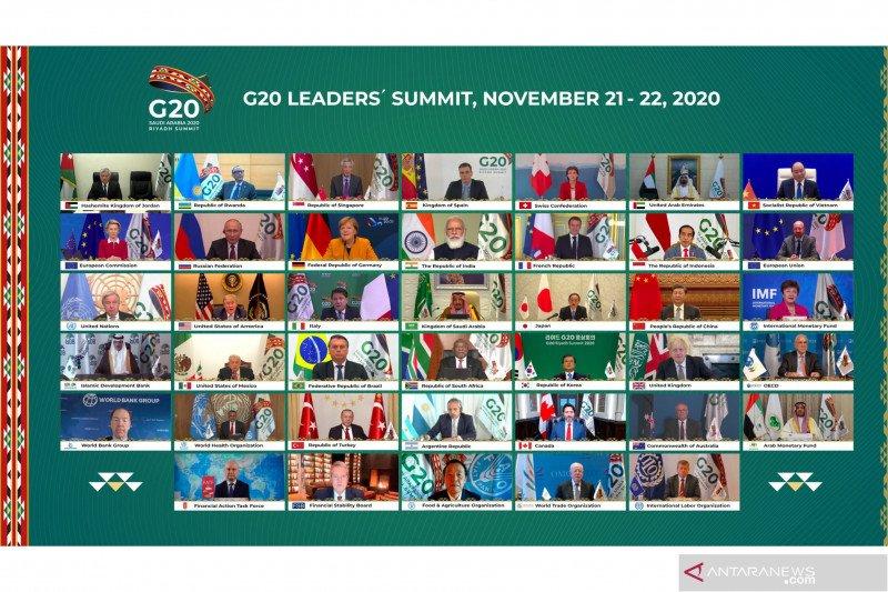 G20 serukan aksi kolektif iklim dengan