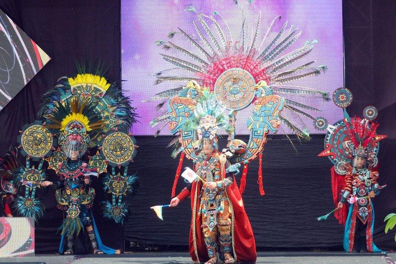 World Kids Carnival JFC bawa pesan persaudaraan anak-anak dunia