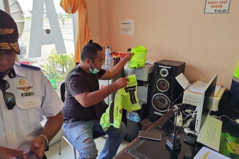 Polisi: Petugas Bandara Nabire simpan ganja di ruang kerja