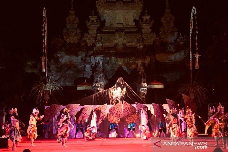 Wagub: Sendratari Lembayung Kuruksetra pintu pemulihan pariwisata Bali