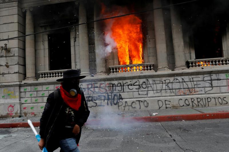 Jaksa Agung Guatemala pecat jaksa anti korupsi terkemuka