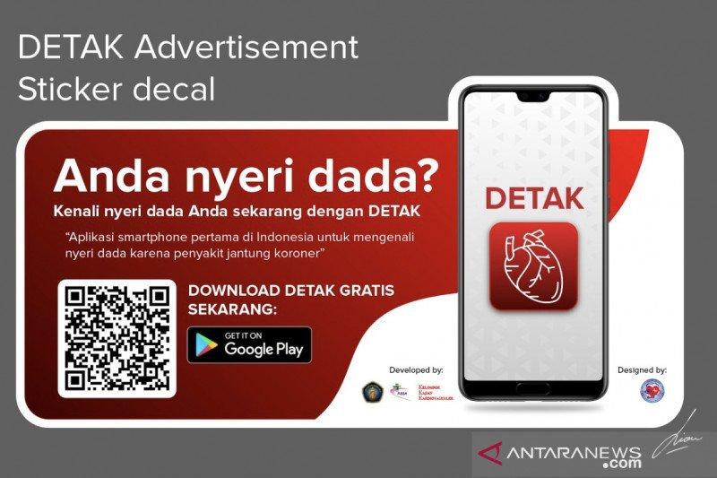 """Aplikasi """"DETAK"""" penderita jantung dikembangkan peneliti UB Malang"""