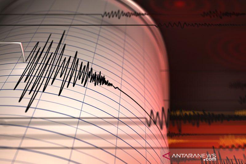 BMKG : Beda dua menit, gempa guncang Gunung Kidul dan Jembrana Bali