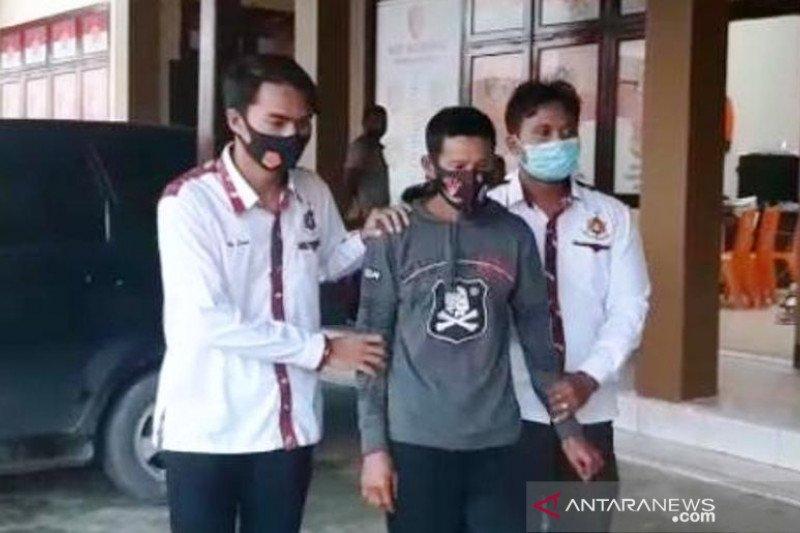 Tersangka pemerkosa anak angkat di Simeulue terancam pidana 13 tahun