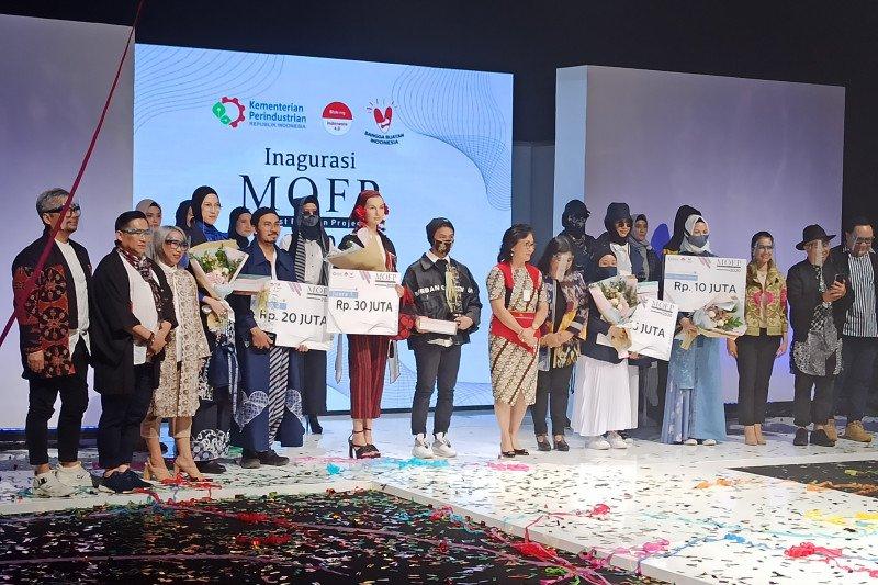 Kemenperin konsisten kembangkan potensi desainer fesyen muslim