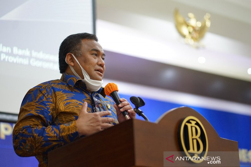 Wakil Ketua DPR puji kinerja BI Gorontalo kembangkan UMKM