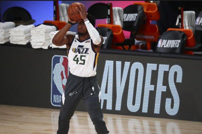 Mitchell teken kontrak perpanjangan 163 juta dolar di Jazz