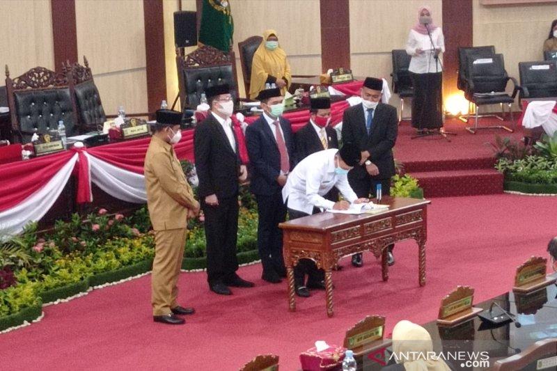 DPRD dan Pemkot Medan sepakati APBD 2021 senilai Rp5,15 triliun