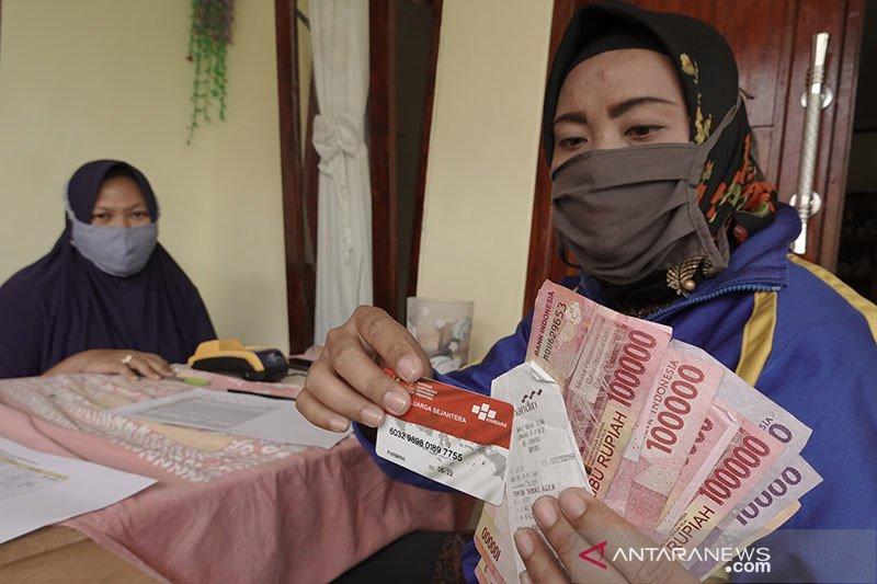 Sri Mulyani: Program PEN beri bantuan luar biasa bagi masyarakat