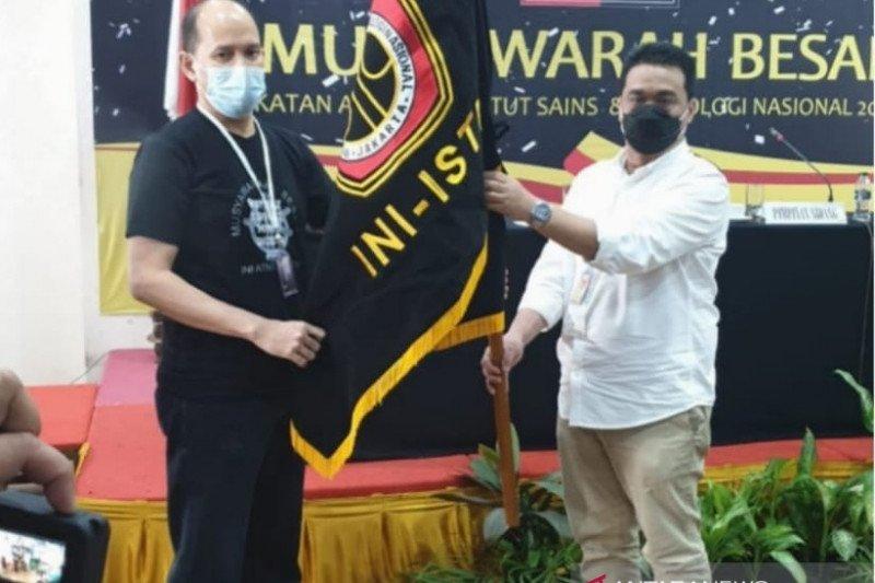 Wakil Gubernur DKI terpilih sebagai Ketum INI-ISTN Jakarta
