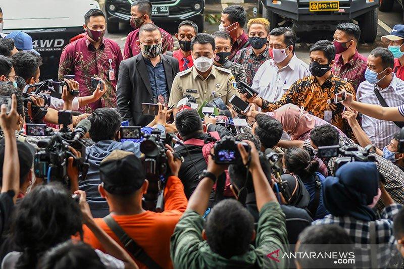 Wagub: Wewenang polisi usut pelanggaran kekarantinaan di Petamburan