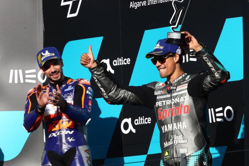Morbidelli ungkap inspirasi di balik titel runner-up MotoGP 2020