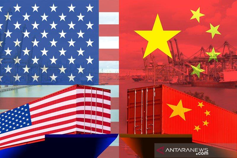 AS susun daftar 89 perusahaan China yang terkait dengan militer