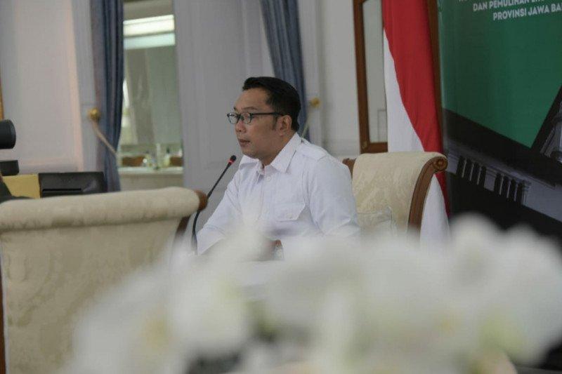 Gubernur ajak REI Jabar bangun rumah bagi buruh di Rebana Metropolitan