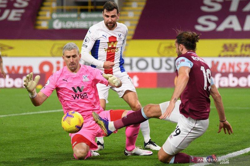 Liga Inggris: Burnley kalahkan Crystal Palace 1-0