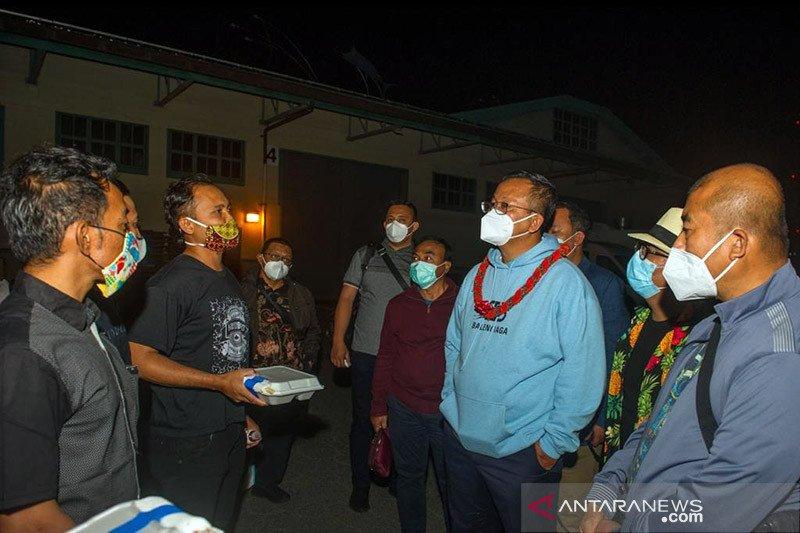Menteri Edhy soroti aspirasi nelayan RI di AS