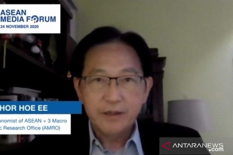 Ekonom: ketersediaan vaksin jalan pemulihan pariwisata, ekonomi ASEAN
