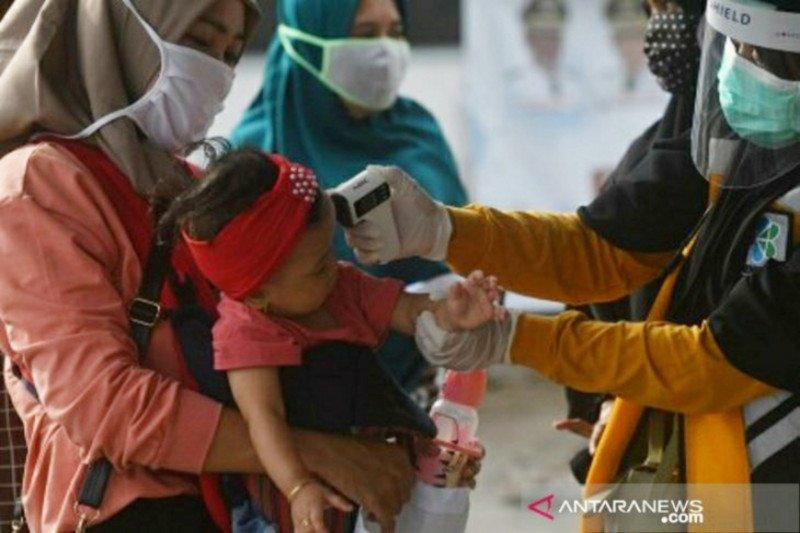 Kasus positif COVID-19 di Sulawesi Tengah cetak rekor tertinggi