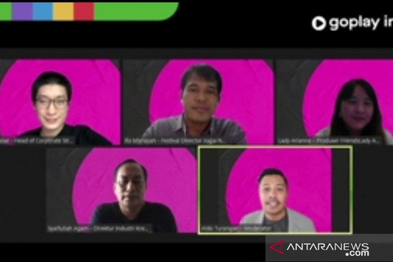 Kemenparekraf apresiasi GoPlay Indie jadi wadah sineas independen