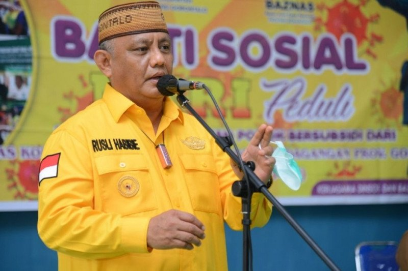 Gubernur imbau warga Pohuwato jaga suasana kondusif jelang pilkada