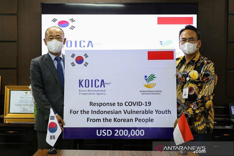 Korea Selatan bantu kelompok muda Indonesia rentan terdampak pandemi