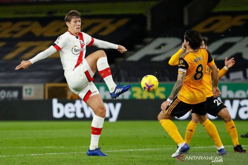 Liga Inggris: Wolverhampton Wanderers vs Southampton berakhir imbang