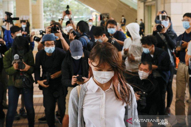 AS, Kanada, Inggris, Australia kecam penangkapan aktivis di Hong Kong
