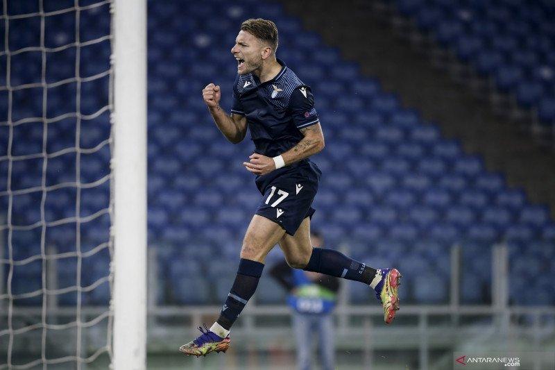 Lazio depak Zenit dari Liga Champions