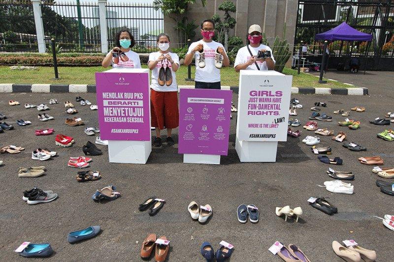Menteri PPPA: Penghapusan kekerasan seksual tidak dapat ditunda
