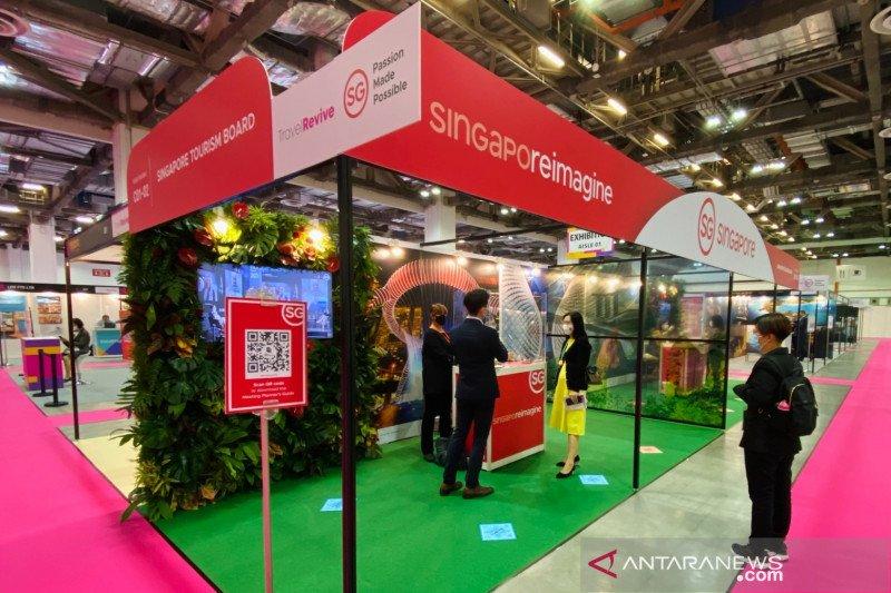 Kreativitas dan teknologi bantu Singapura tata masa depan acara bisnis