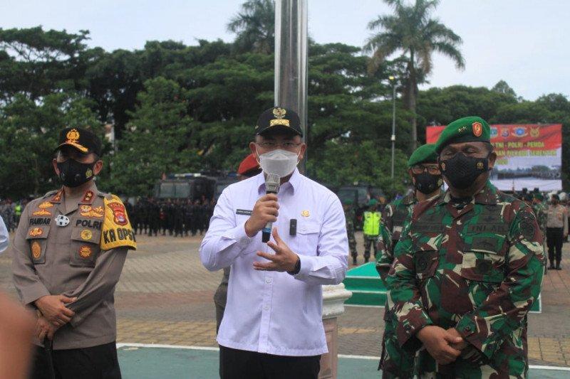 Pemprov Banten pastikan Pilkada 2020 patuhi protokol COVID-19