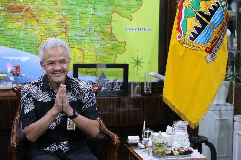 Jawa Tengah jadi provinsi terbaik keterbukaan informasi publik