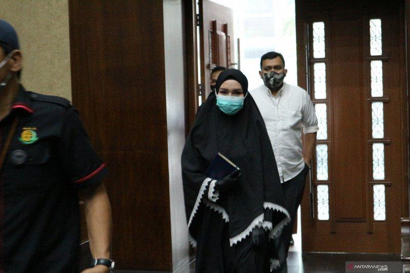 Anita Kolopaking sebut Pinangki siapkan proposal untuk Djoko Tjandra