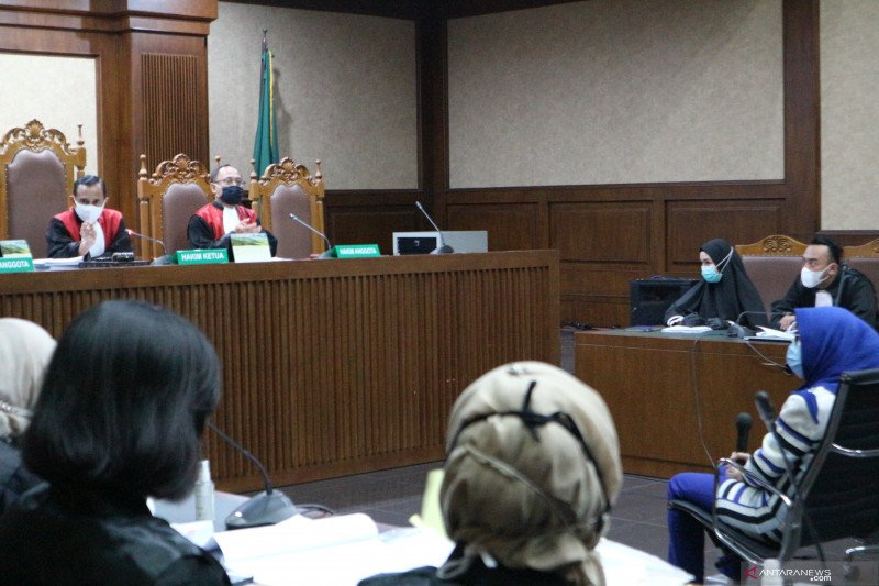 Anita Kolopaking akui dapat 50 ribu dolar AS dari jaksa Pinangki
