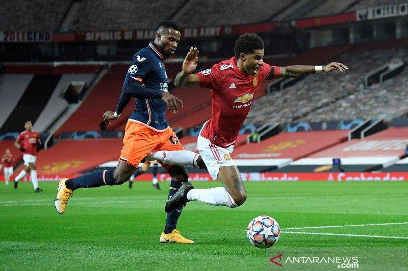 Rashford diragukan perkuat Manchester United saat hadapi West Ham