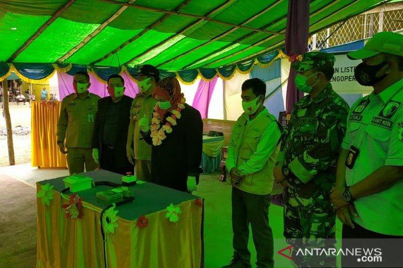 Warga Desa Nanga Kayan, Kalbar, akhirnya nikmati listrik 24 jam
