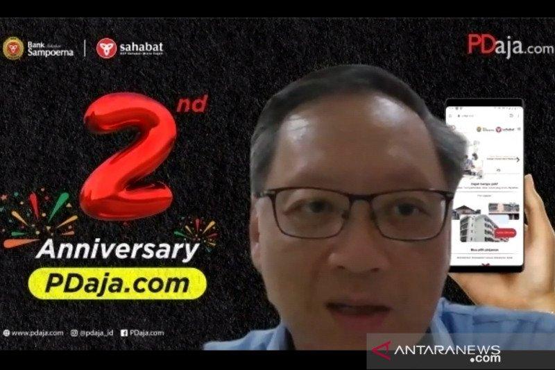 Bank Sahabat Sampoerna yakin 2021 pinjaman melalui PDaja.com naik