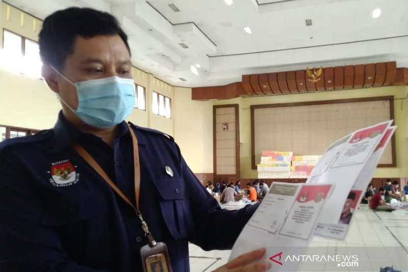 KPU Wonosobo: 1.103 surat suara rusak