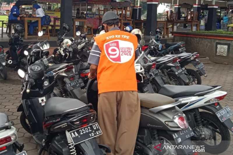KPU gandeng tukang parkir sosialisasikan Pilkada Kota Magelang 2020
