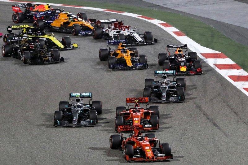 Statistik Grand Prix F1 Bahrain