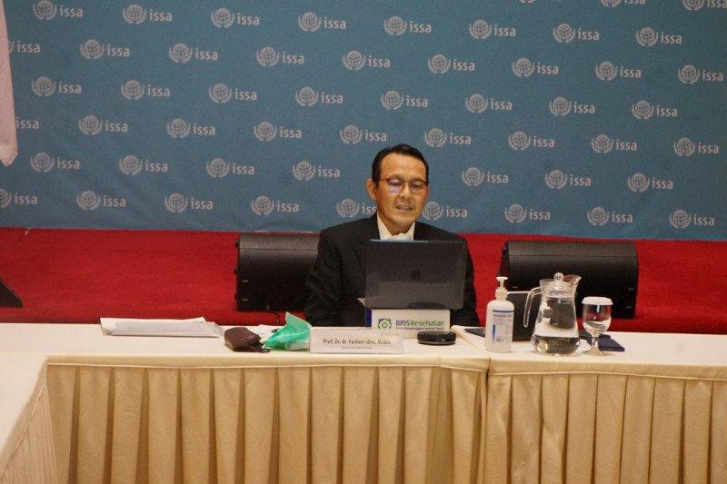 BPJS Kesehatan paparkan penanganan COVID-19 di forum internasional